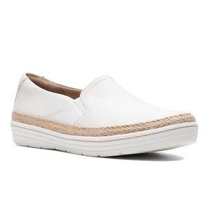 Clark's OrthoLite Slip-On Casual Sneaker